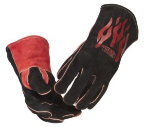 Lincoln Electric K2979 Traditional MIG Stick Welding Gloves